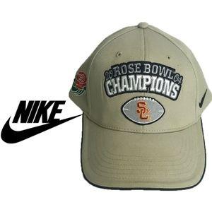 Nike 2004 Rose Bowl USC Champion Vintage Hat
